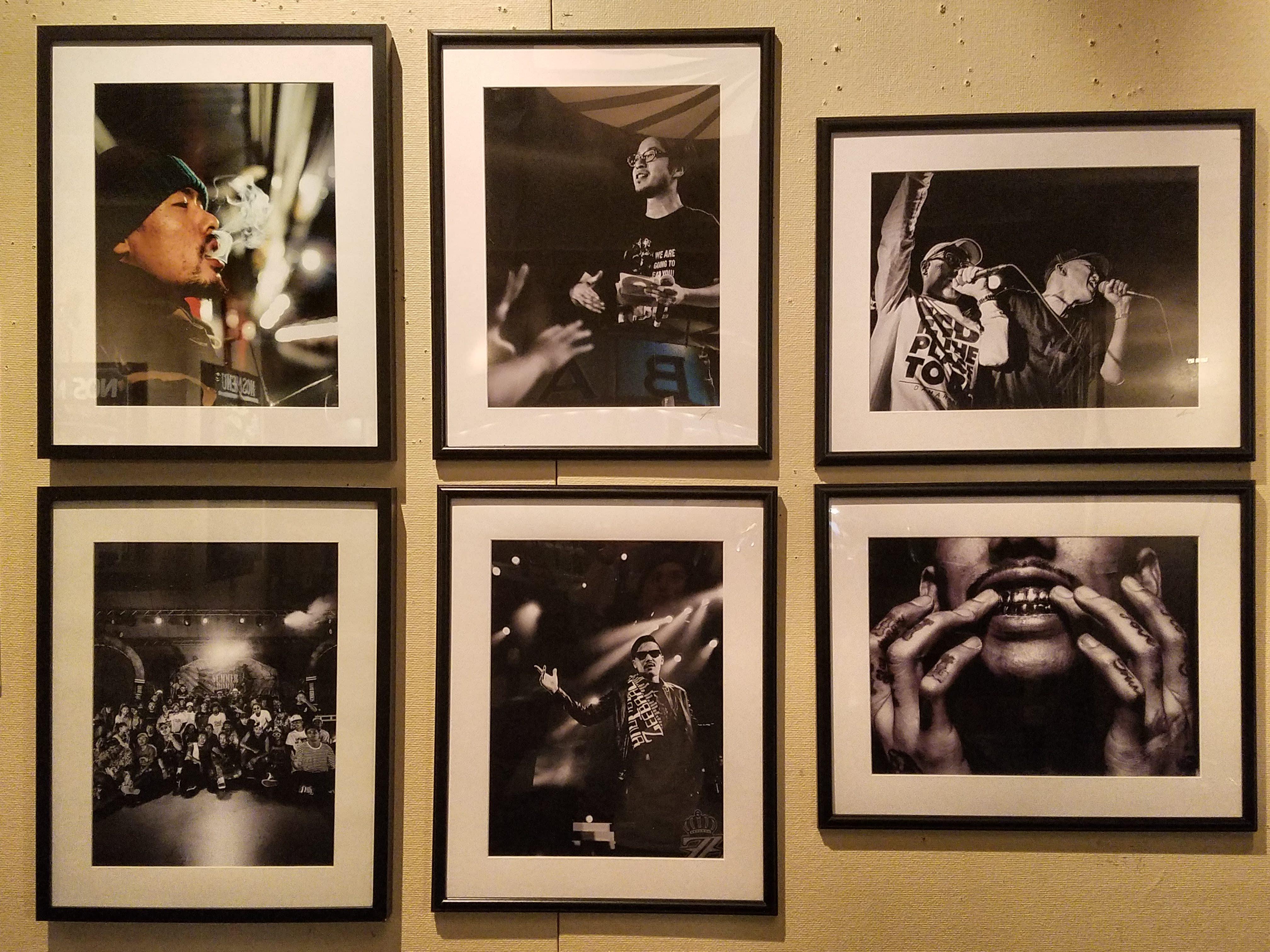 チルウィルさんの優しさcherry chill will氏の写真展「Beats & Rhymes + PIXXX」
