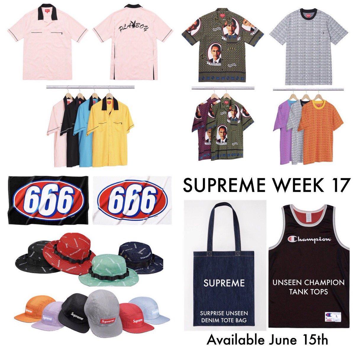 Supreme 2017SS Week17発売!VANSのスリッポンコラボも!