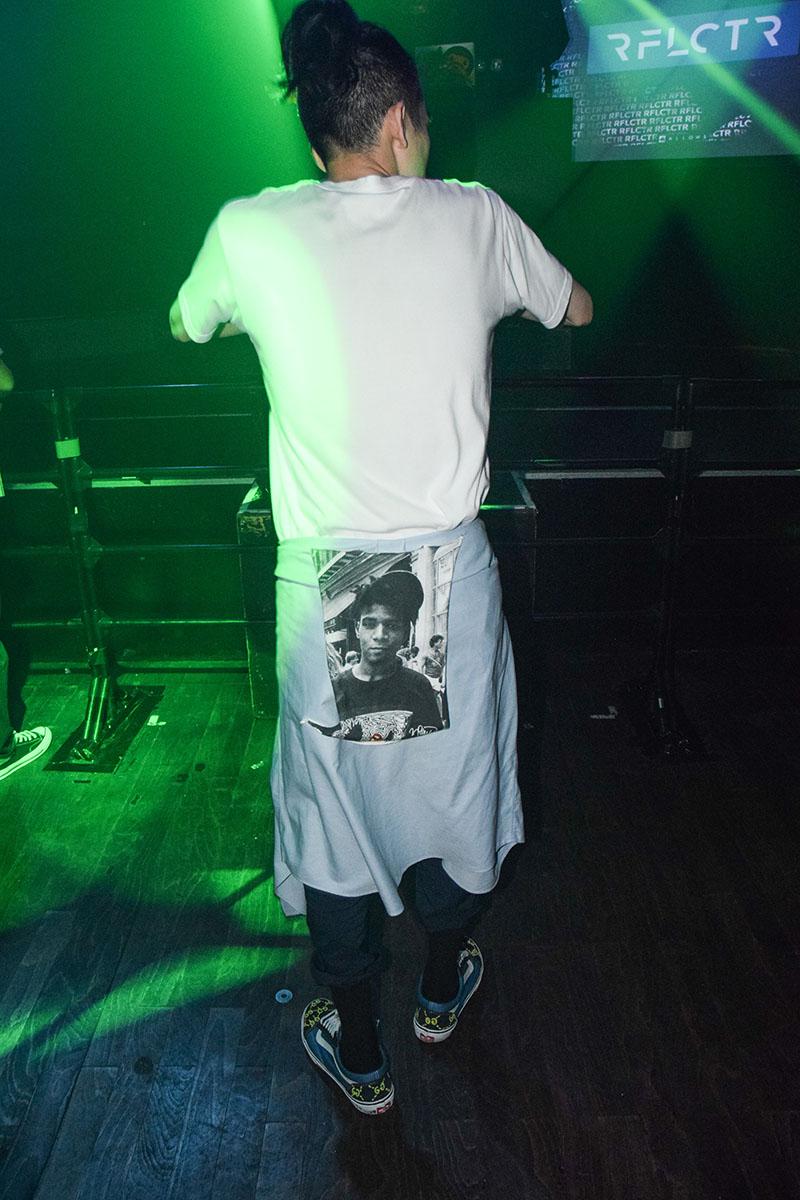 ファッションスナップ #35Hello From Back
