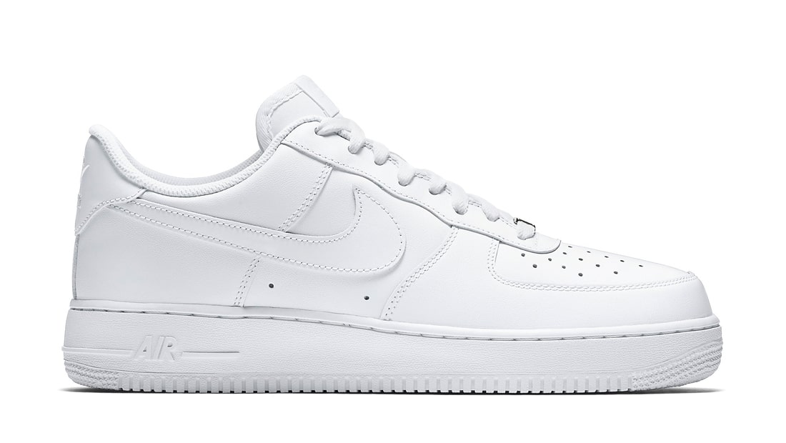 low top air forces