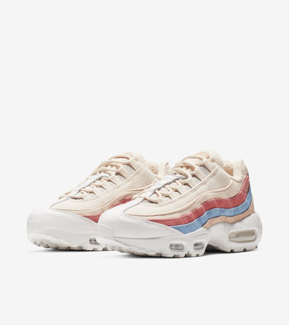 環境に配慮した「NIKE WMNS AIR MAX 95 PLANT COLOR COLLECTION」エコスニーカー