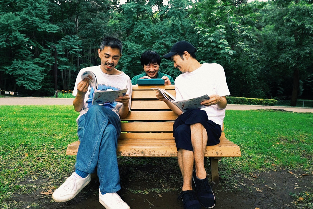 ストリートなイベント【東京】『まいにちたのしい』刊行記念 KAKATO・オオクボリュウ トーク&サイン会