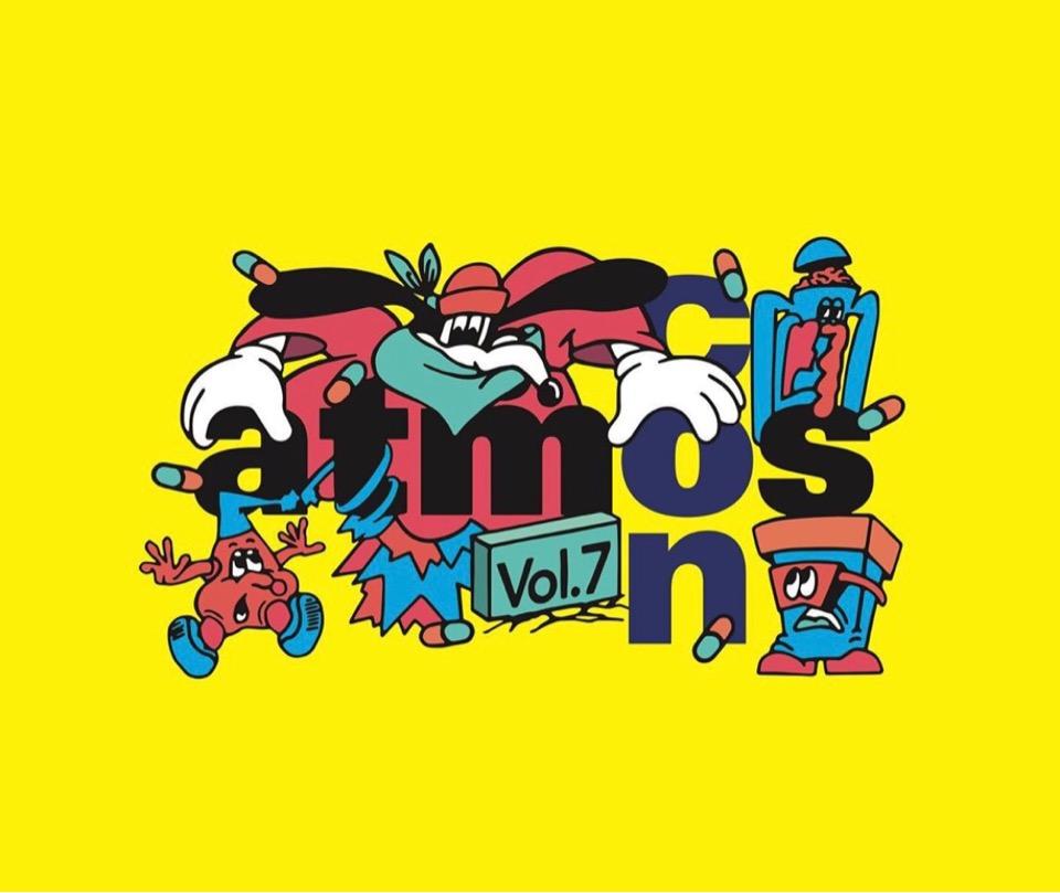 ストリートなイベント【東京】ATMOS CON VOL.7 SHIBUYA HIKARIE スニーカー好き必見のイベント!