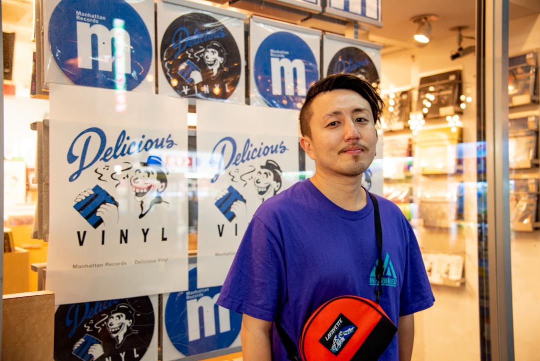 レペゼンインタビュー:DJ IKU    パーティーを知らないバトルDJ