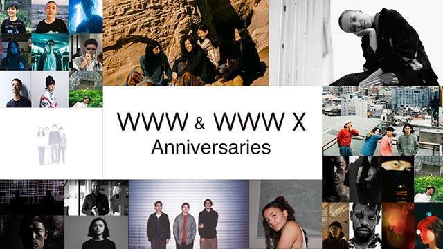 """ストリートなイベント【東京】WWW&WWW X Anniversaries """"Emotions"""""""
