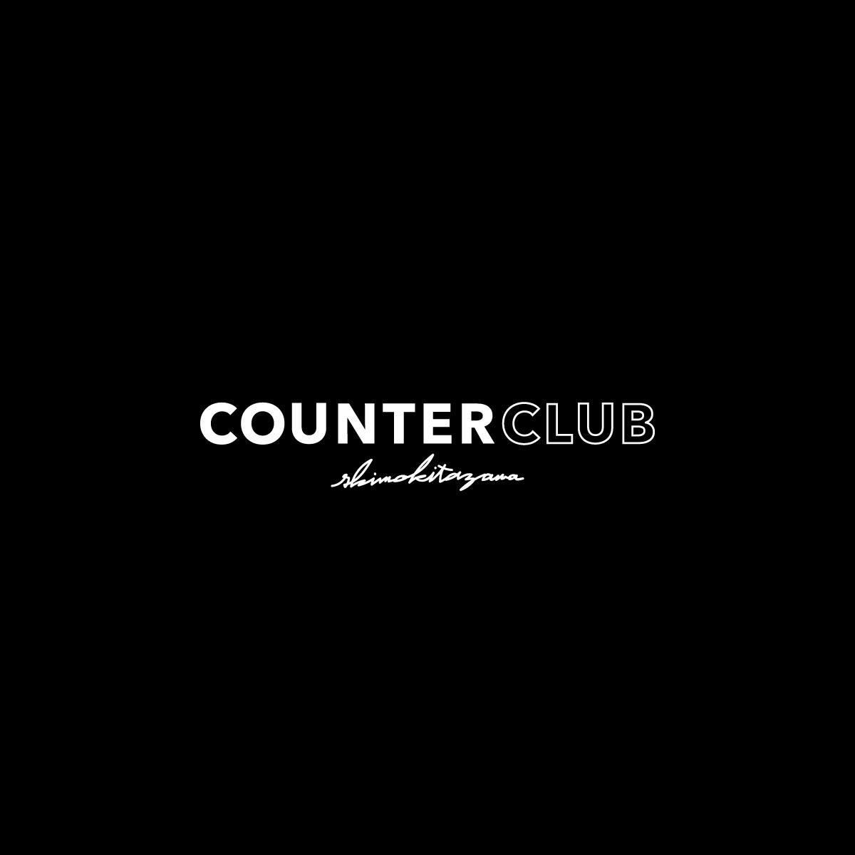ストリートなイベント【東京】COUNTER CLUB OPENING PARTY 下北沢に新たなDJ BAR誕生!