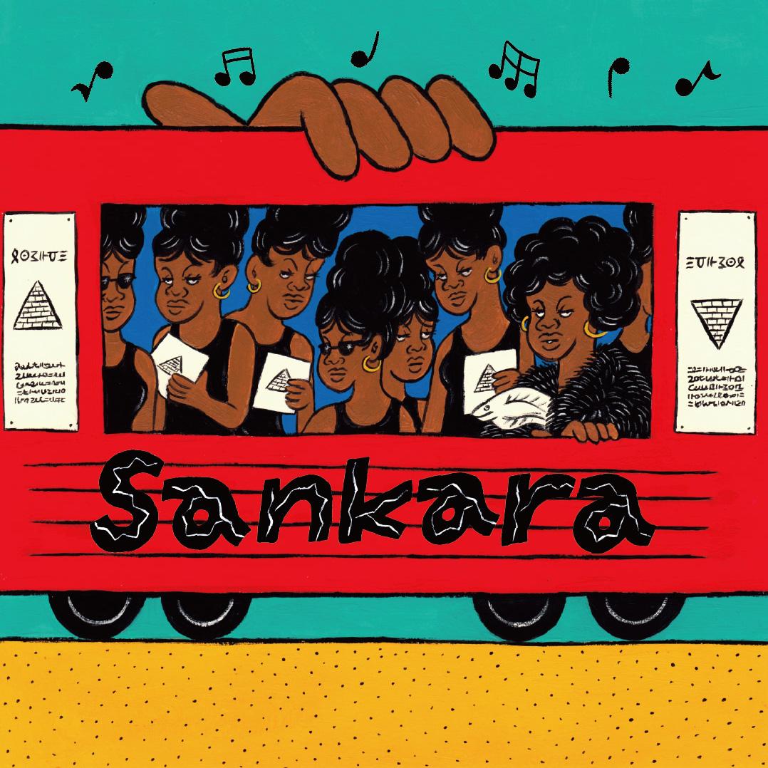 ストリートなイベント【東京】sankara presents two man live Vol.1&Vol.2 シングル曲を3ヶ月連続でリリース!