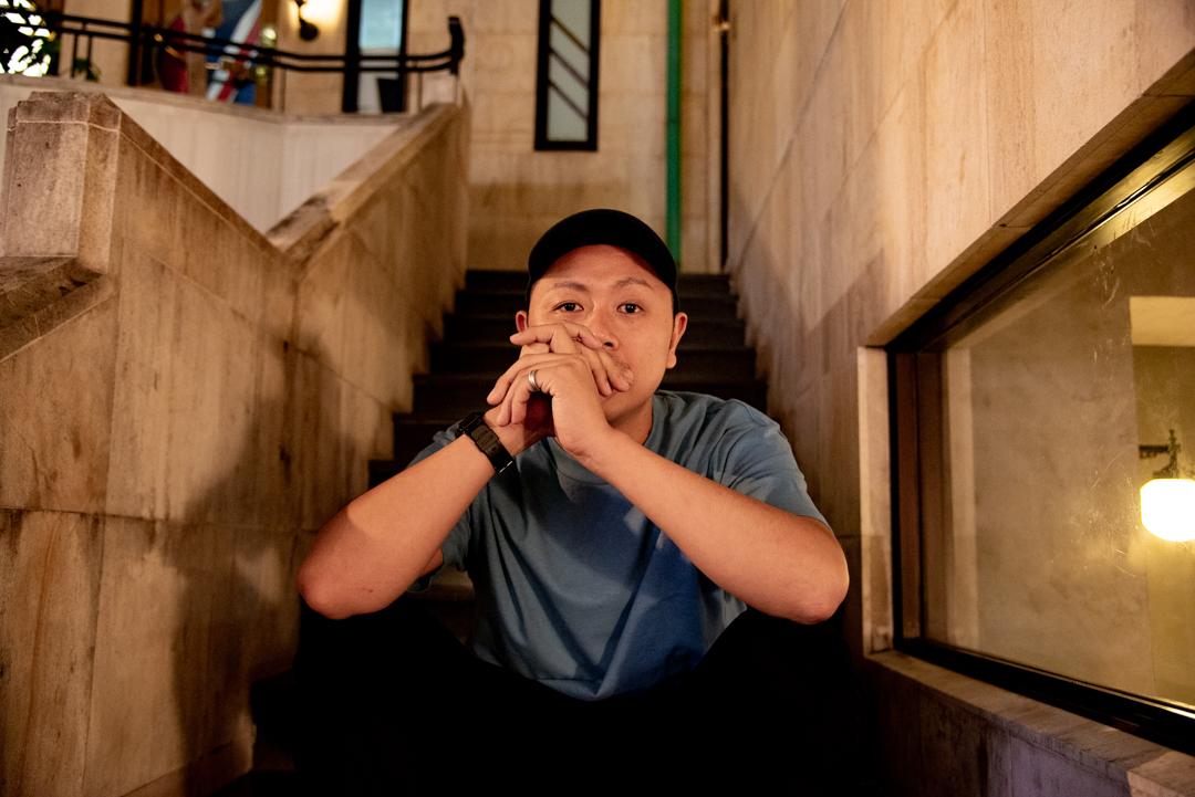 レペゼンインタビュー:DJ K.DA.B 「単身でNYに渡った男」