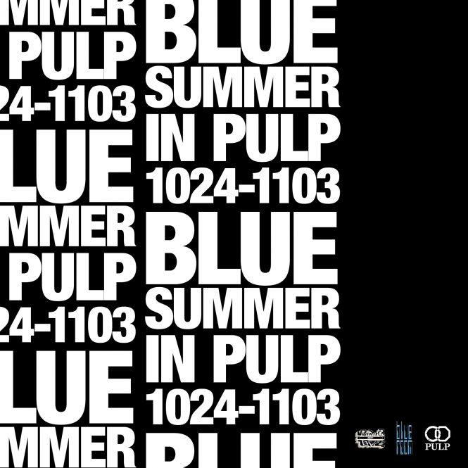 ストリートなイベント【東京】BLUE SUMMER BLUE ROOMとSUMMER OF LOVEの合同ポップアップイベント!