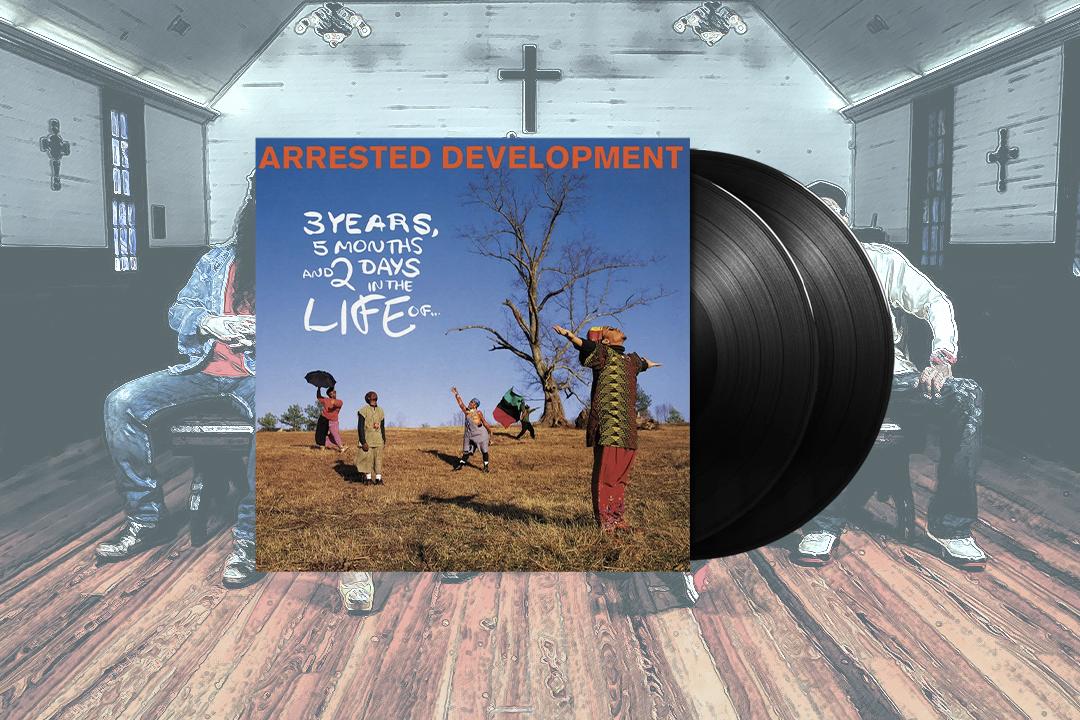 ラップで使われてるスラングの意味、ユナーミーン? Vol.133〜ヒップホップ名盤特集『Arrested Development – 3 Years, 5 Months and 2 Days in the Life of』〜