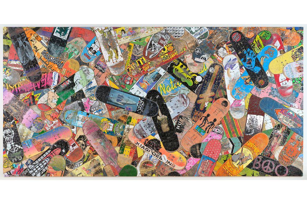 ストリートなイベント【東京】Haroshi個展「I versus I」 「己との戦い」をテーマにした渾身の新作を集めた個展!
