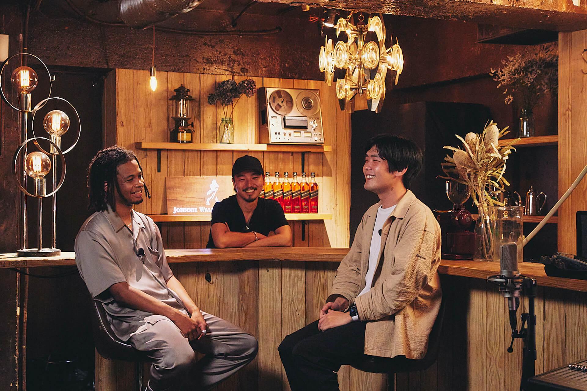 """ストリートなイベント【ネット配信】JOHNNIE WALKER PRESENTS """"The LIVE-HOUSE"""" No.002 ジョニーウォーカーによるライブ動画にSTUTSらが登場!"""