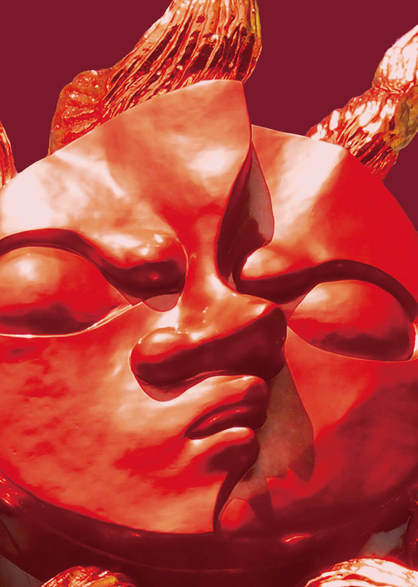 ストリートなイベント【東京】顔は宇宙だ。 岡本太郎記念館の企画展が開催!