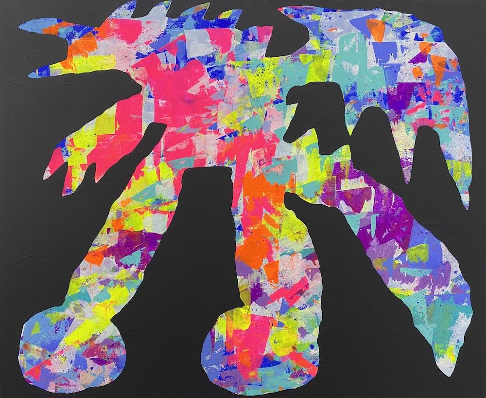 """ストリートなイベント【東京】Masayoshi Suzuki """"Spectrum"""" 架空、現実、虚構を支配する七色の作品が並ぶアートイベント!"""