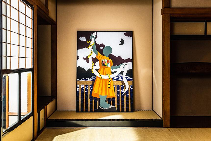 ストリートなイベント【東京】The Still Point – まわる世界の静止点 時代や国籍の異なるアーティストによるグループ展!