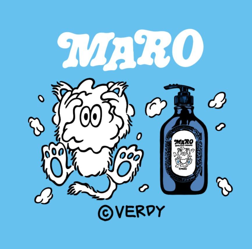ストリートなイベント【東京】VERDY x MARO Collaboration POP UP SHOP VERDYとメンズケアブランドMAROがコラボレーション!